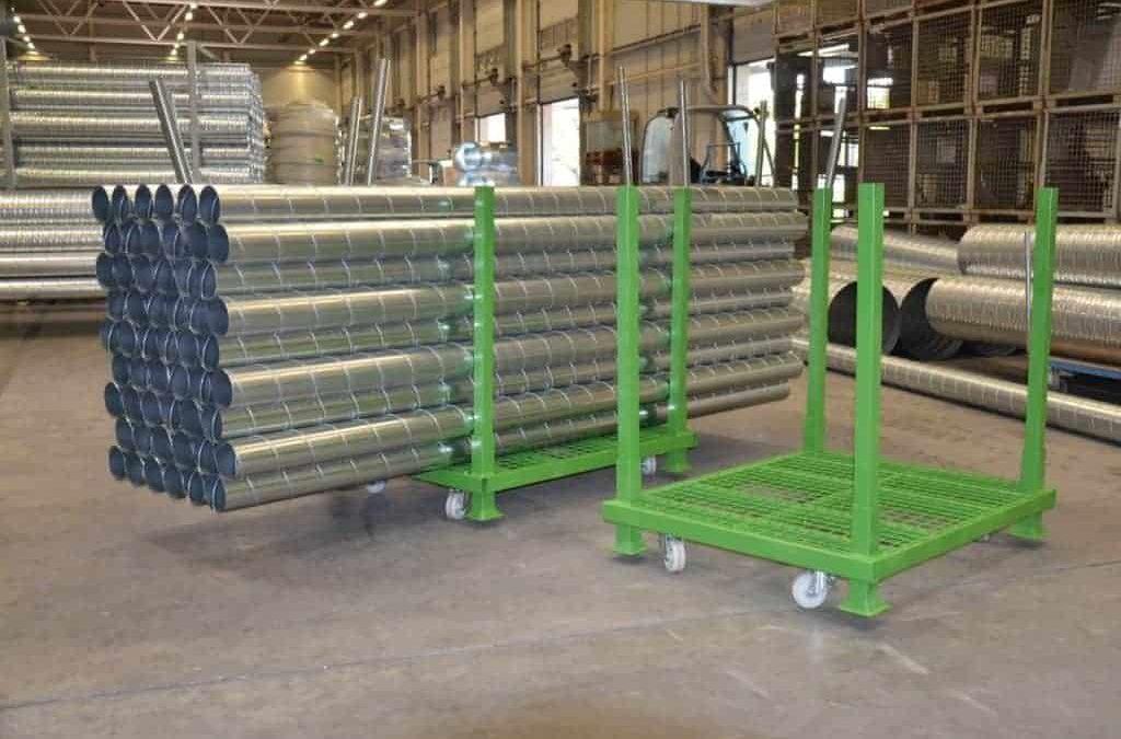 Felderer MBL-System – Mobile Baustellen Logistik